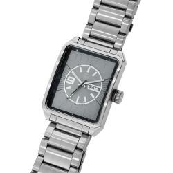 Unisex náramkové hodinky Oliver Weber Dublin - 0130 (steel)