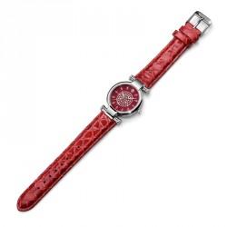 Dámské náramkové hodinky Oliver Weber Sevilla - 0136 (red)