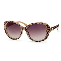 Sluneční brýle Oliver Weber Leopard - 75033 (brown)