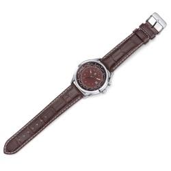 Dámské náramkové hodinky Oliver Weber Derby - 65053 (brown)