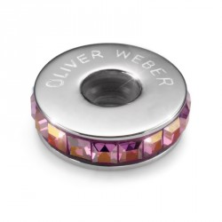 Korálek na náramek Oliver Weber Match Bead Stopper - 56008 (lilac shadow)