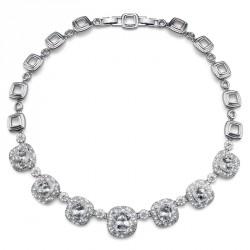 Náhrdelník Oliver Weber Autentic - 11340 (crystal)