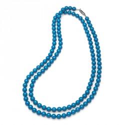 Náhrdelník Perlen Combi - 4332 (lapis blue)