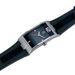 Dámské náramkové hodinky Oliver Weber Basel - 0112 (black)