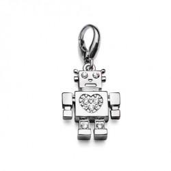 Přívěsek na náramek Robot - 6728