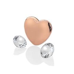 Přívěsek Hot Diamonds Srdce Duben Anais element EX135