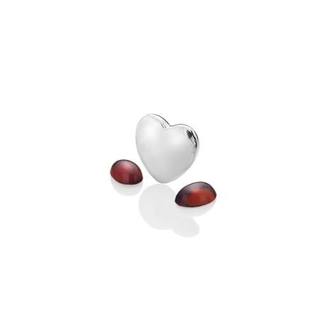 Přívěsek Hot Diamonds Srdce Leden Anais element EX120