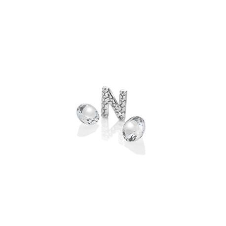 Přívěsek Hot Diamonds Abeceda Anais element EX233