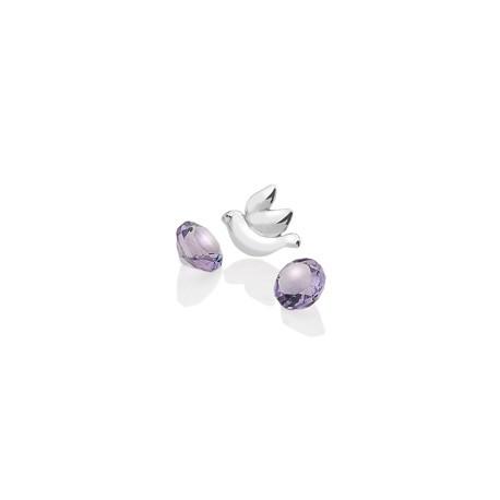 Přívěsek Hot Diamonds Holubice Anais element EX102