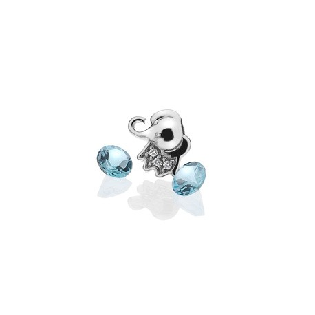 Přívěsek Hot Diamonds Slůně Anais element EX098