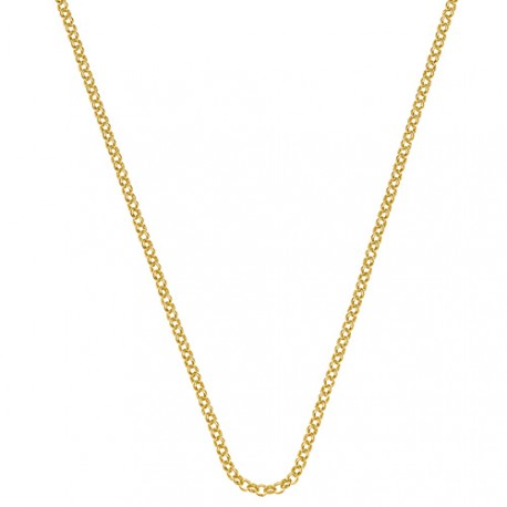 Stříbrný řetízek Hot Diamonds Emozioni Belcher Yellow 61