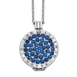 Stříbrný náhrdelník Hot Diamonds Emozioni DP450CH025EC050