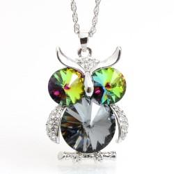 Náhrdelník s krystaly Swarovski 11300734VM
