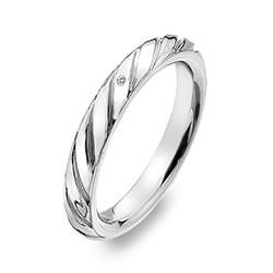Stříbrný prsten Hot Diamonds Breeze
