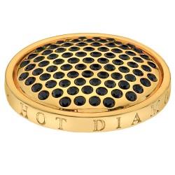 Přívěsek Hot Diamonds Emozioni Alveare Gold Coin