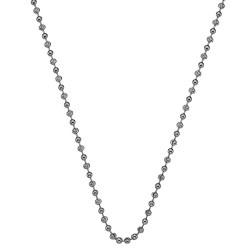 Stříbrný řetízek Hot Diamonds Emozioni Bead Silver 76