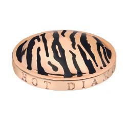 Přívěsek Hot Diamonds Emozioni Tiger Rose Coin