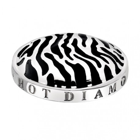 Přívěsek Hot Diamonds Emozioni Zebra Coin