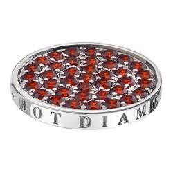 Přívěsek Hot Diamonds Emozioni Fire Sparkle Coin