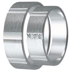 Snubní prsteny kolekce HARMONY9