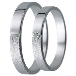 Snubní prsteny kolekce D29