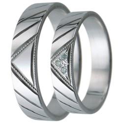 Snubní prsteny kolekce D11
