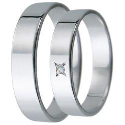 Snubní prsteny kolekce D5