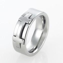 Prsten Storm Reflex Silver