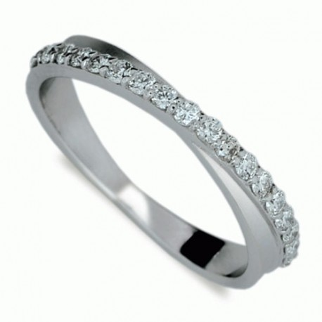 Briliantový prsten Danfil DF1972