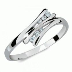 Briliantový prsten Danfil DF1950