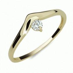 Briliantový prsten Danfil DF2016Z