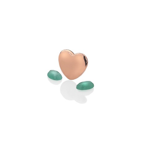 Přívěsek Hot Diamonds Srdce Květen Anais element EX136
