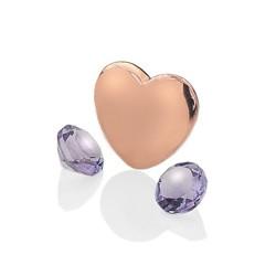 Přívěsek Hot Diamonds Srdce Únor Anais element EX133
