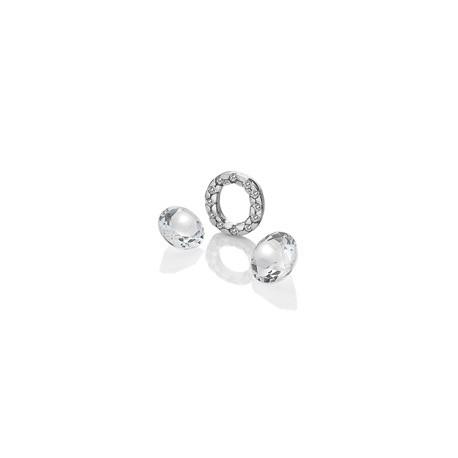 Přívěsek Hot Diamonds Abeceda Anais element EX234