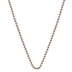 Stříbrný řetízek Hot Diamonds Emozioni Bead Rose 61