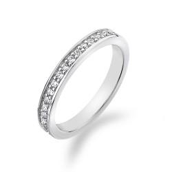 Stříbrný prsten Hot Diamonds Emozioni Infinito