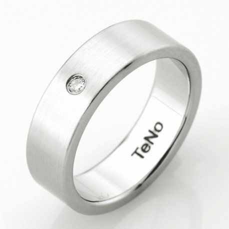 Prsten s diamantem TeNo Partnerring TaMoR
