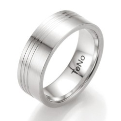 Pánský snubní prsten TeNo 069-2200-D29