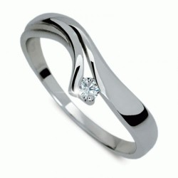 Briliantový prsten Danfil DF1853