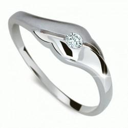 Briliantový prsten Danfil DF1838