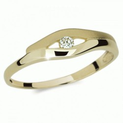 Briliantový prsten Danfil DF1745Z