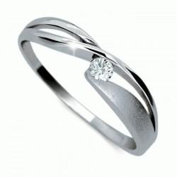 Briliantový prsten Danfil DF1721