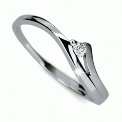 Briliantový prsten Danfil DF1718