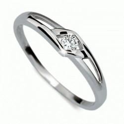 Briliantový prsten Danfil DF1633