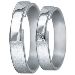 Snubní prsteny kolekce U3