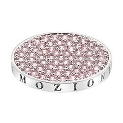 Přívěsek Hot Diamonds Emozioni Scintilla Pink Compassion Coin