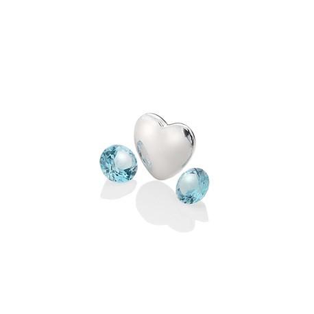 Přívěsek Hot Diamonds Srdce Prosinec Anais element EX131