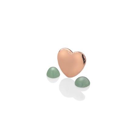 Přívěsek Hot Diamonds Srdce Březen Anais element EX134