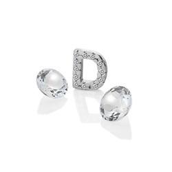 Přívěsek Hot Diamonds Abeceda Anais element EX223