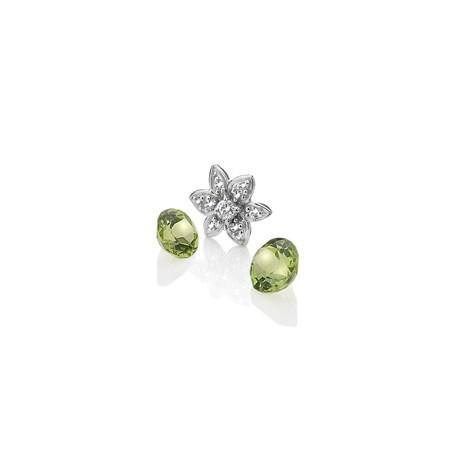 Přívěsek Hot Diamonds Květ Anais element EX206